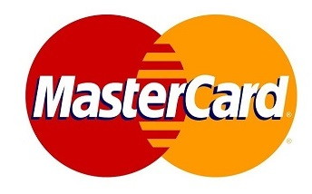 付款方式MasterCard