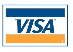 付款方式VISA